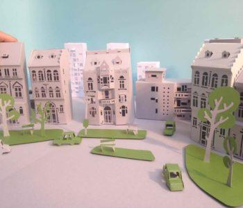 ArchiKids Kurs Architektury dla dzieci w Concordia Design