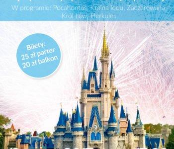 Koncert Disney Ruda Śląska