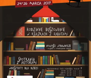 Media Rodzina na targach książki