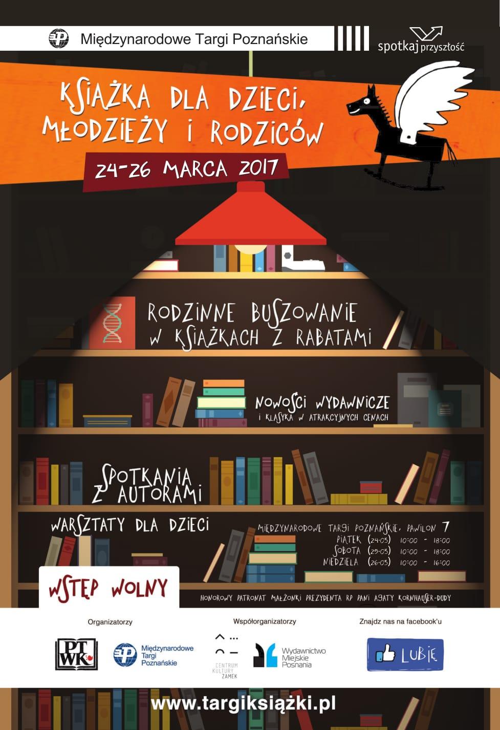 Targi ksiązki w Poznaniu 2017