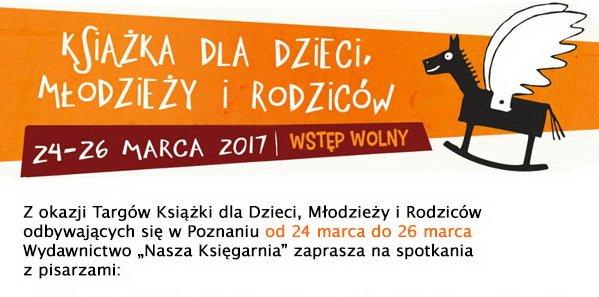 Targi Poznań Wydawnictwo Nasza Księgarnia