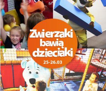 zwierzaki bawia dzieciaki — Loopy's World