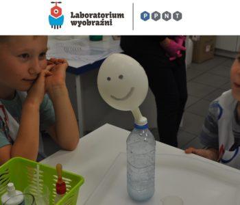 Zobacz niewidzialne w Laboratorium Wyobraźni