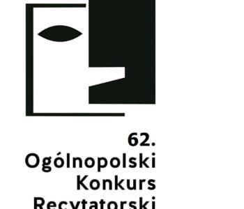 62 OgólnopolskiKonkurs_Recytatorski LOGO
