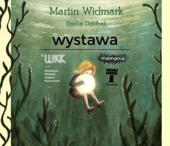 Wystawa ilustracji Emilii Dziubak w Warszawie