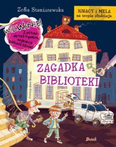 Ignacy i Mela konkurs literacki dla dzieci