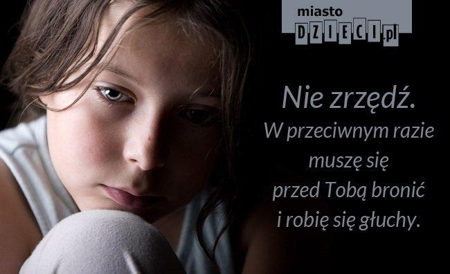 Cytaty Janusza Korczaka o rodzicielstwie