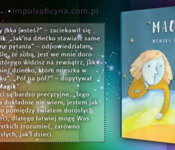 Magik książka dla dzieci