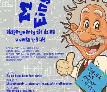 Mali Einsteini: Kierunek: Australia