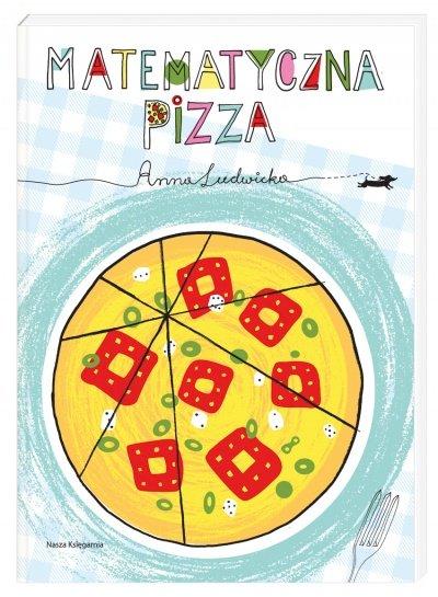 matematyczna pizza książka dla dzieci