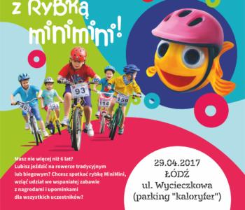 Wyścig MiniMini+ Mazovia dla najmłodszych