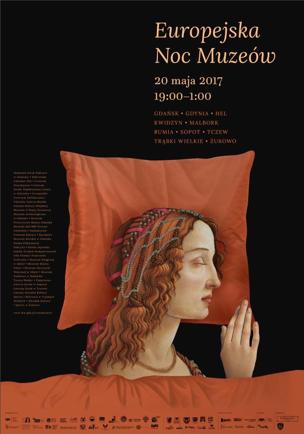 noc muzeów Gdańśk 2017