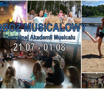 OBÓZ MUSICALOWY - LATO 2017 2