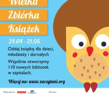III edycja Wielkiej Zbiórki Książek