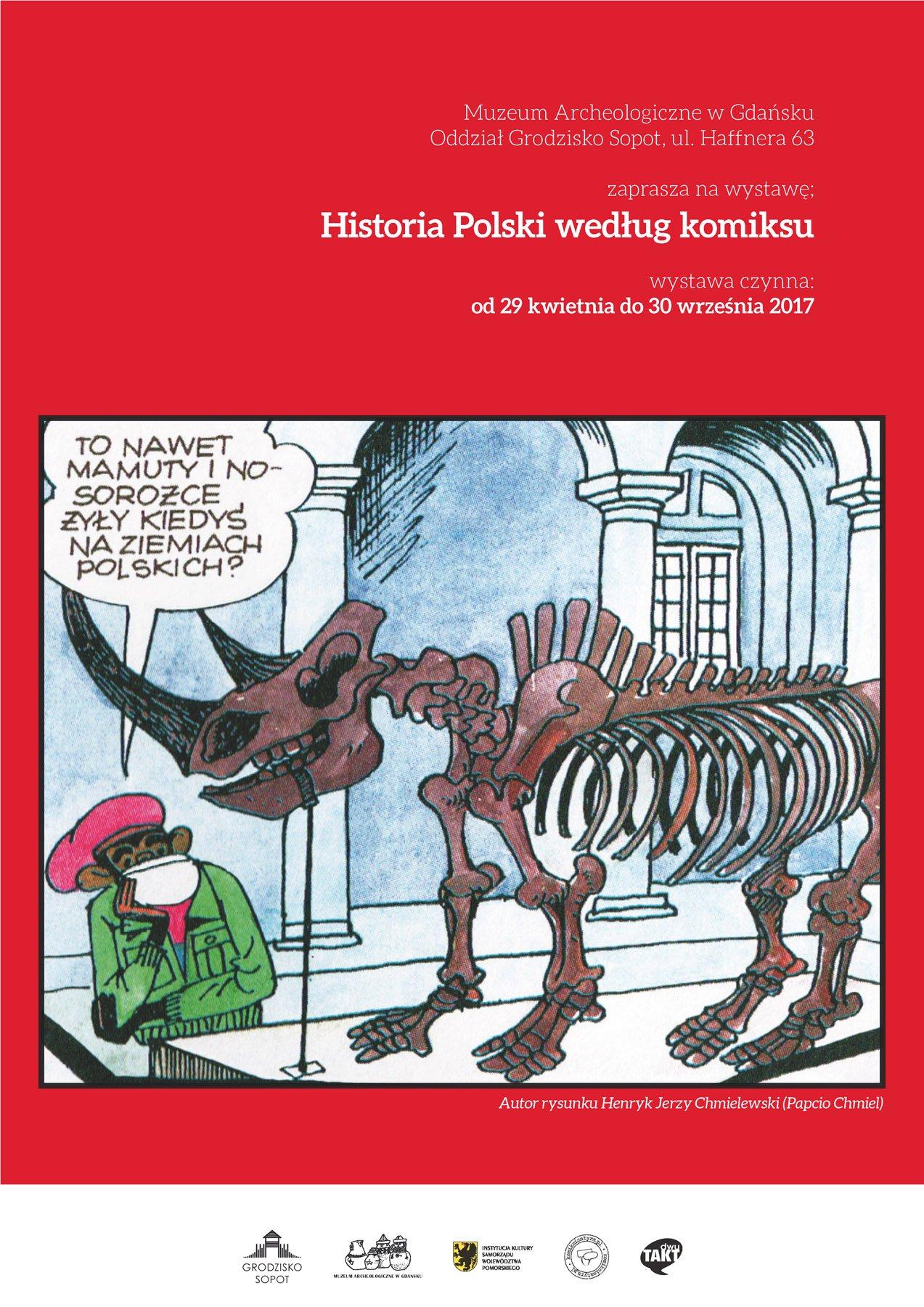 historia polski według komiksu
