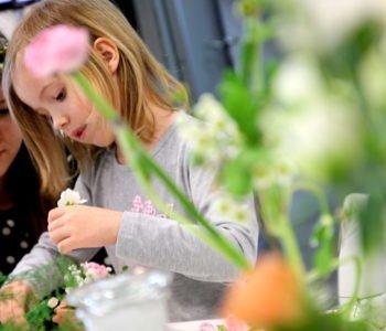 Zielono i kreatywnie – najmłodsi w te pędy do Concordii Design!