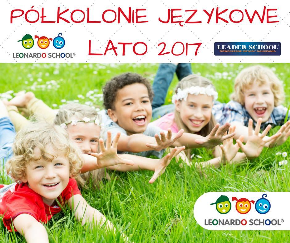 Półkolonie językowe 2017