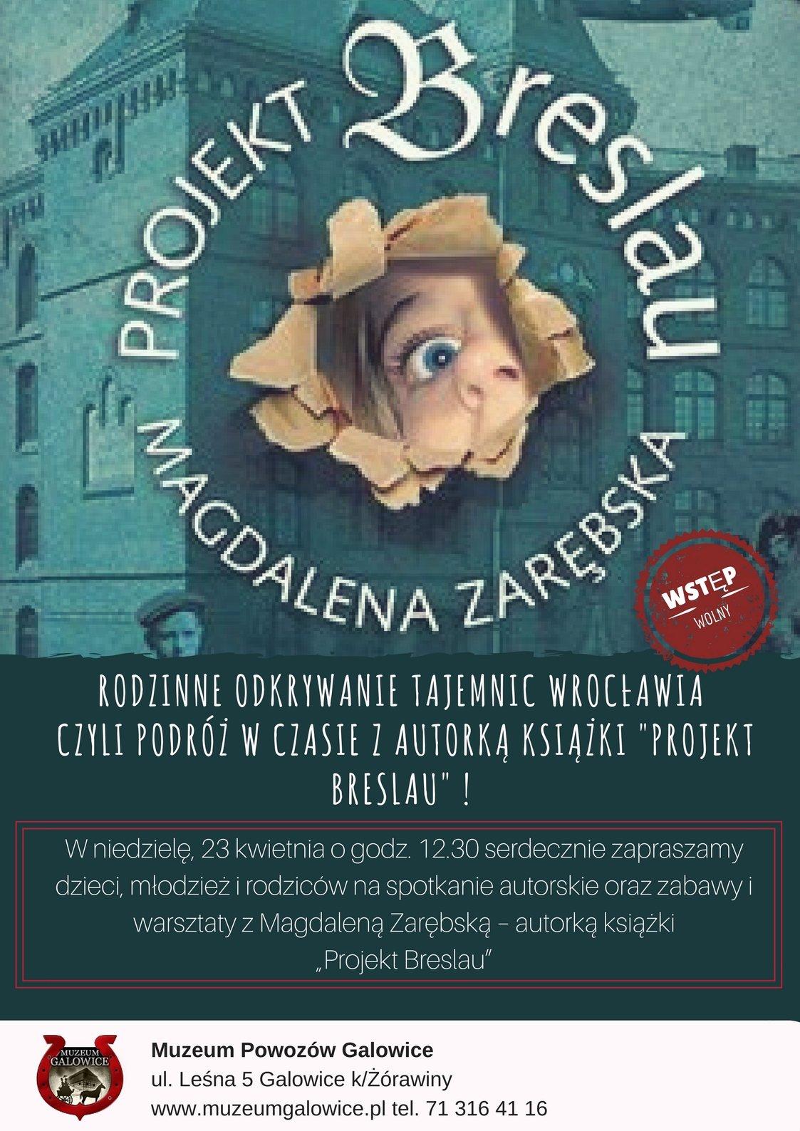 Rodzinne odkrywanie tajemnic Wrocławia