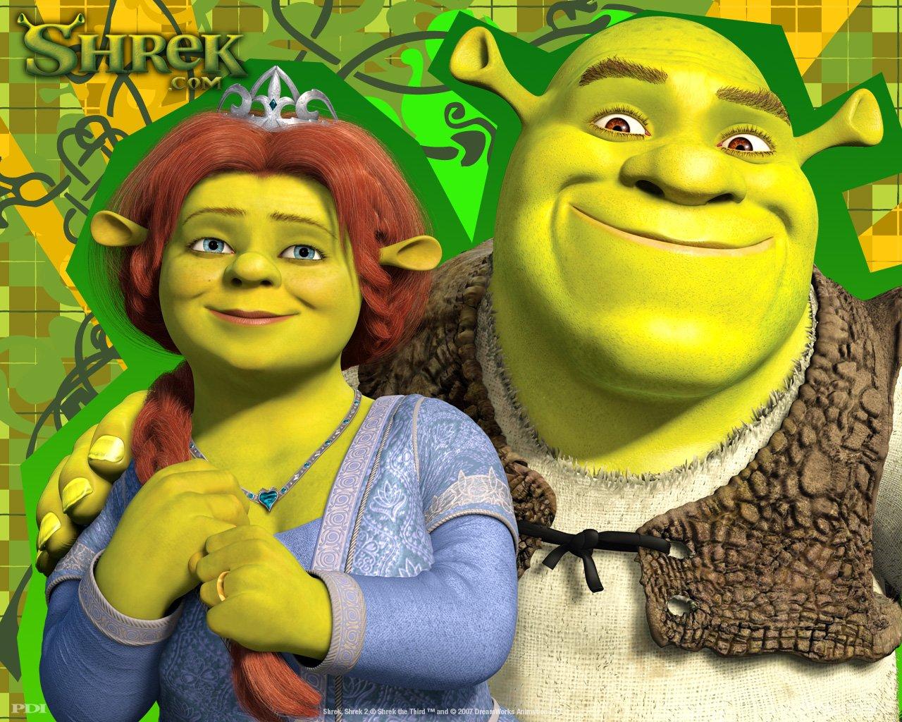 Poranek filmowy dla najmłodszych - Shrek