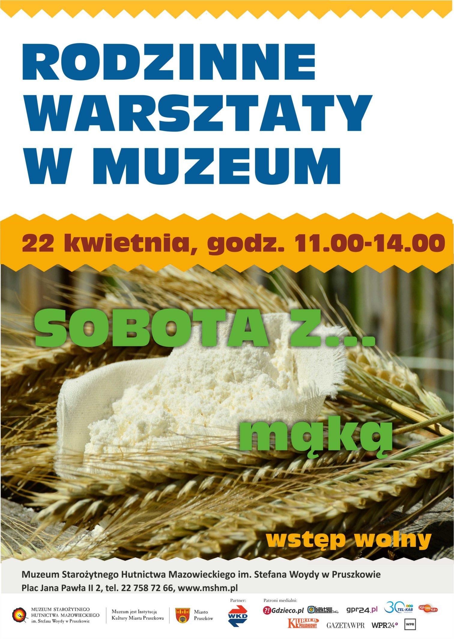 SOBOTA Z MĄKĄ 2017 muzeum Pruszków