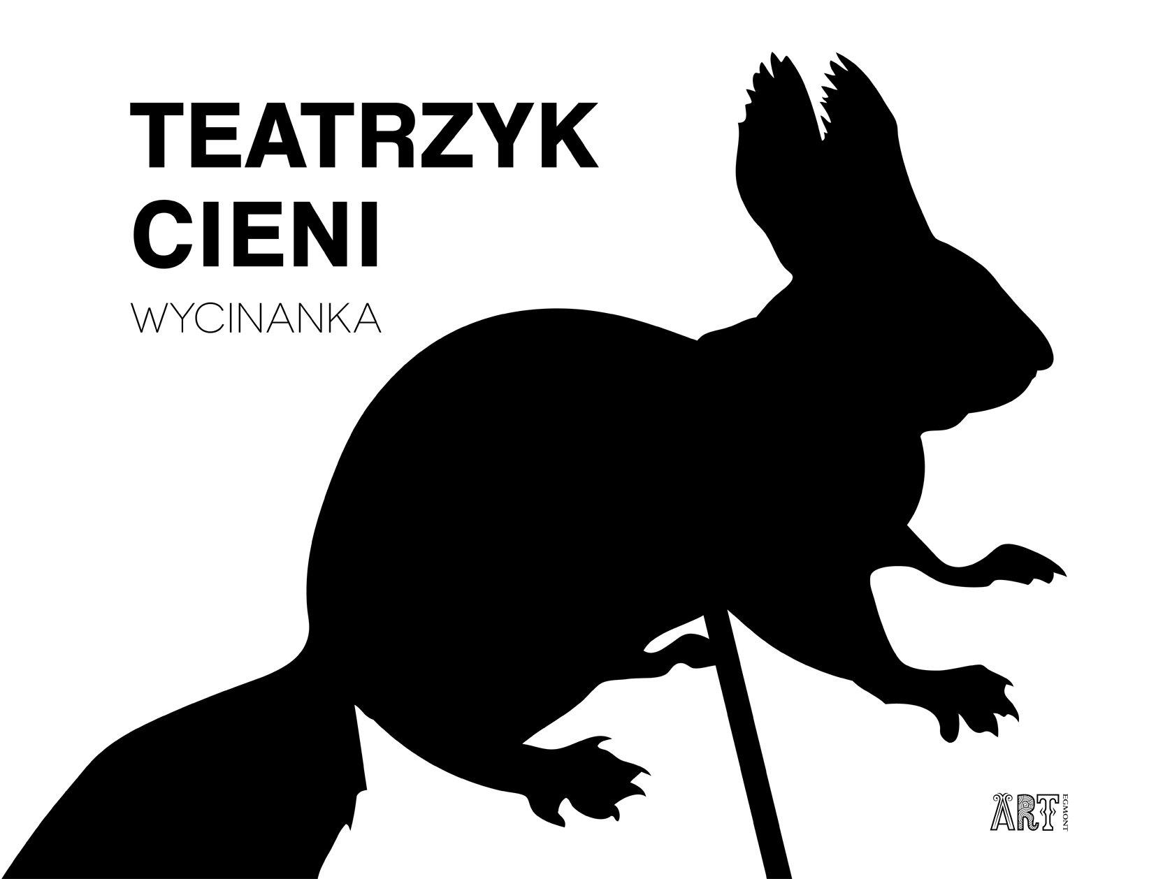 Teatrzyk cieni Wycinanka Egmont