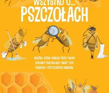 Wszystko o … pszczołach i koniach.  Zabawne albumy edukacyjne