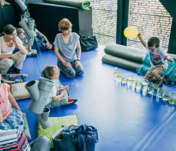 Czerwcowe warsztaty dla dzieci w Cricotece –  Nad morzem