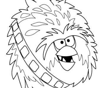 Angry Birds kolorowanki dla dzieci