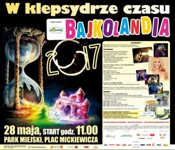 Bajkolandia W klepsydrze czasu – 250 - lecie lokacji miasta Andrychowa