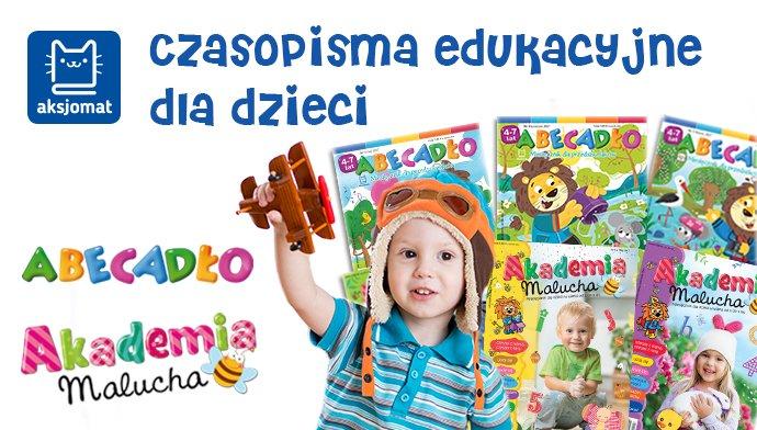 Czasopisma Wydawnictwo Aksjomat Abecadło