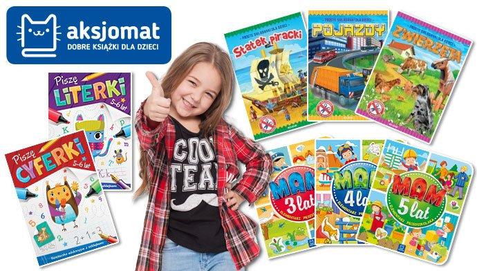 Aksjomat książki dla dzieci