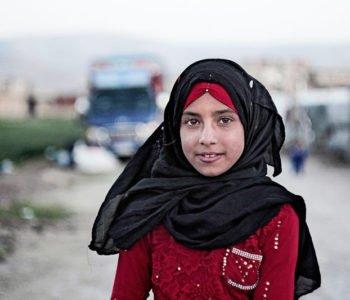 Tahani Mohammad – mała mieszkanka Syrii