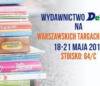Atrakcje dla dzieci Warszawskie Targi Książki Wydawnictwo Debit