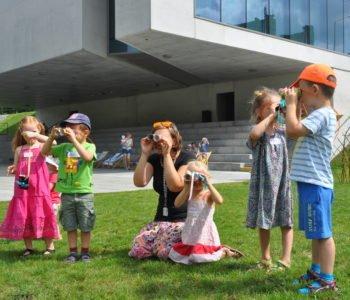 Magiczny dywan dla rodzin z dziećmi w wieku 3-5 lat. Gdzie mieszka kaczka dziwaczka?