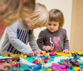 mini ciuchcia adaptacja przedszkole