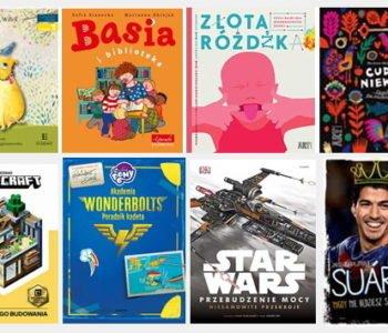 Wydawnictwo Egmont na targach książki atrakcje dla dzieci i rodziców