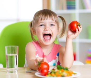 13 zasad zdrowego żywienia przedszkolaka
