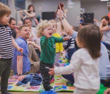 Gordonowski Koncert dla małych dzieci z rodzicami
