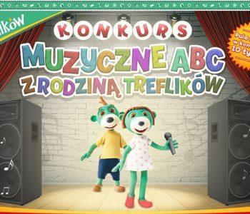 """Zaśpiewaj hity z serialu """"Rodzina Treflików"""" i wygraj wielki muzyczny konkurs!"""