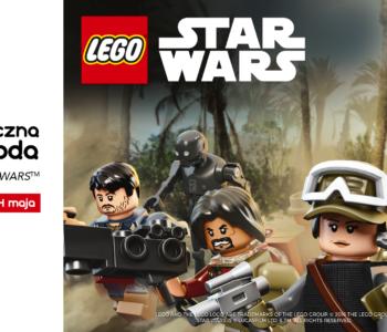 Świat LEGO(R) Star Wars™ w Centrum Korona