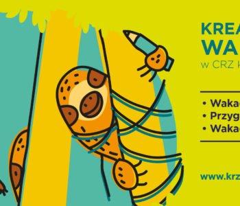 Nowe cykle Kreatywnych Wakacji w CRZ Krzywy Komin – dla dzieci w wieku 3-6 lat
