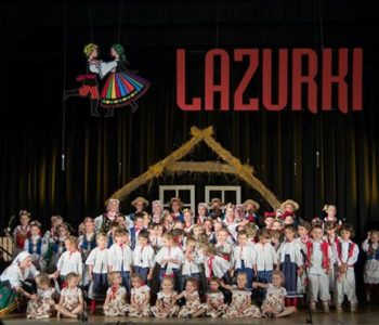 Lazurki oj dana dana Dzień Dziecka