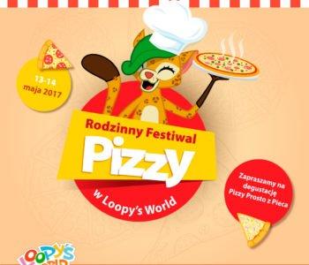Festiwal pizzy w loopys world