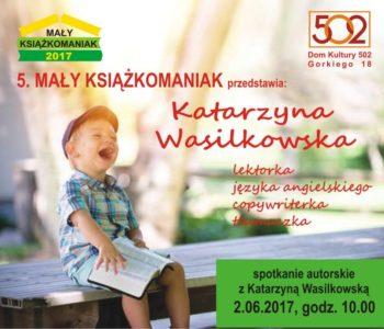5. Mały książkomaniak zaprasza w czerwcu!