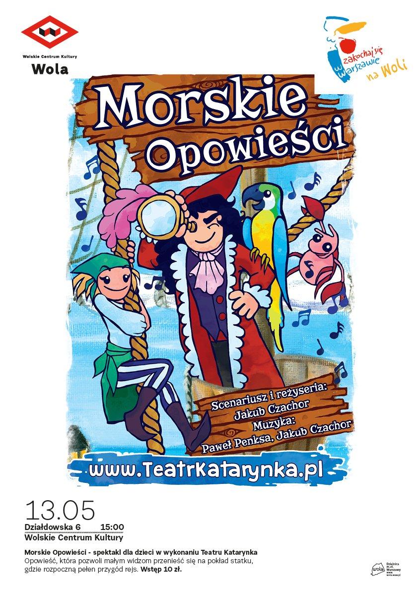 morskie2 opowieści Warszawa