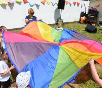 Festyn Rodzinny w Przedszkolu Żywioły