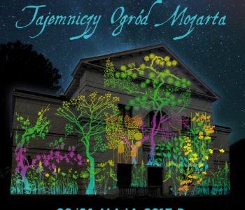 Noc Muzeów – Tajemniczy Ogród Mozarta