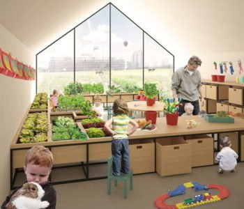 Gospodarstwo rolne w przedszkolu – czy to przedszkole przyszłości?