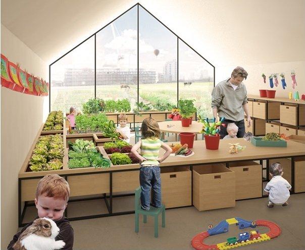 Przedszkole przyszłości Nursery Fields Forever