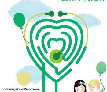 Dzień Marzeń rodzinna gra miejska w Warszawie